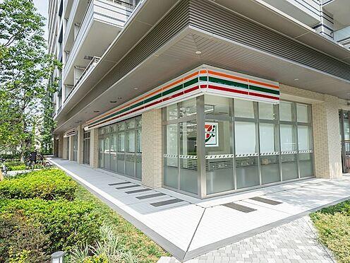 中古マンション-品川区東品川4丁目 1階にセブンイレブンが入っています。