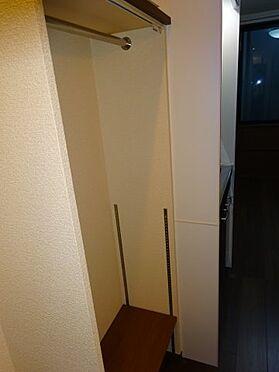 アパート-渋谷区初台1丁目 収納
