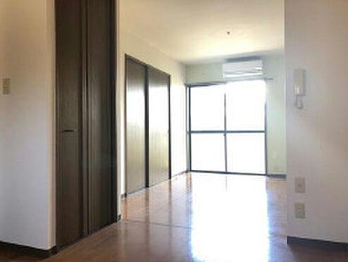 アパート-鹿児島市石谷町 個人の部屋や寝室として使える洋室です