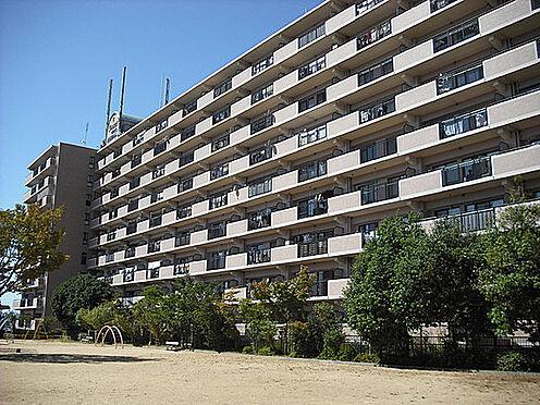 マンション(建物一部)-神戸市北区大脇台 存在感のある外観。