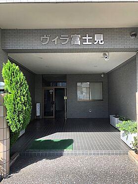 中古マンション-狭山市富士見1丁目 エントランス