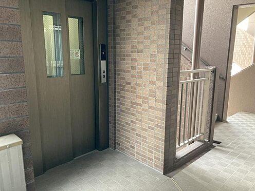 区分マンション-名古屋市中川区新家2丁目 エレベーター付きでお荷物が多くても安心。