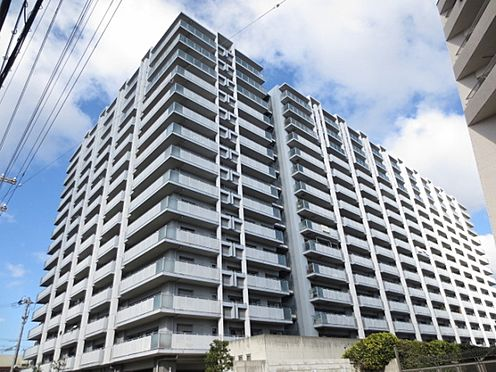 区分マンション-大阪市西淀川区御幣島3丁目 重厚感のある外観