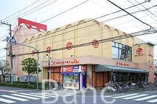 中古一戸建て-足立区佐野2丁目 ベニースーパー佐野店 徒歩2分。 160m