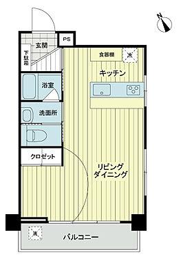 中古マンション-文京区本郷3丁目 間取り