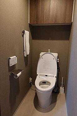 中古マンション-横浜市南区井土ケ谷中町 トイレ