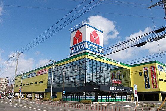 アパート-仙台市泉区歩坂町 ヤマダ電機テックランド仙台泉本店1220m