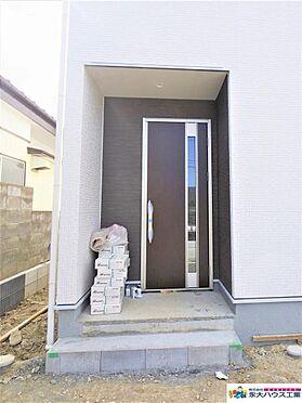 新築一戸建て-仙台市青葉区中山4丁目 玄関