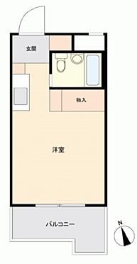 区分マンション-名古屋市千種区振甫町 間取り