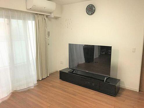 中古マンション-名古屋市守山区八反 床暖房付きのLDKで寒い季節も快適にお過ごしいただけます。