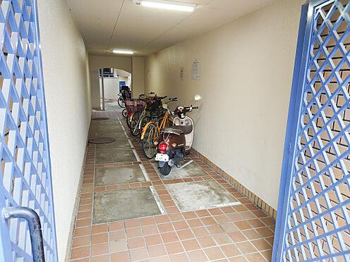 区分マンション-京都市中京区西ノ京勧学院町 駐輪場