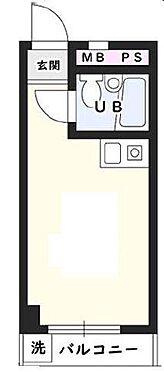 マンション(建物一部)-新宿区西新宿3丁目 間取り