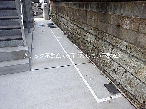 アパート-横浜市南区大岡3丁目 駐車場
