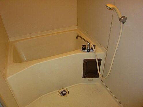 アパート-熱海市青葉町 101号室の浴室