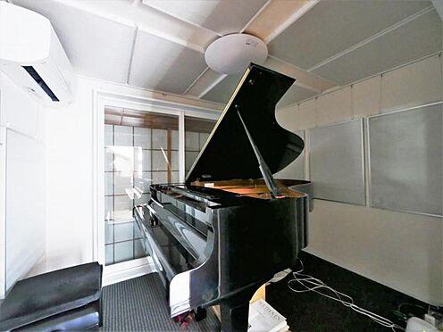 店舗・事務所・その他-横浜市保土ケ谷区仏向町 【洋室】防音室完備で楽器演奏も可能です
