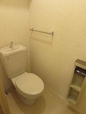 アパート-柏市東台本町 トイレ