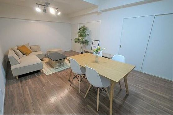 マンション(建物一部)-北九州市八幡東区白川町 置いてある家具は全てプレゼント♪
