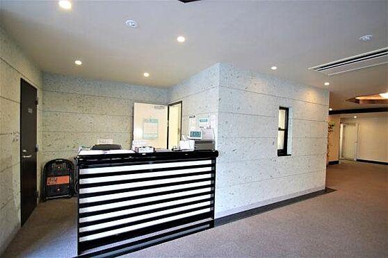 リゾートマンション-熱海市清水町 フロント:親切で便利なコンシェルジュサービスは9:00〜20:00まで対応しています。