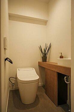 区分マンション-福岡市南区高宮1丁目 トイレ