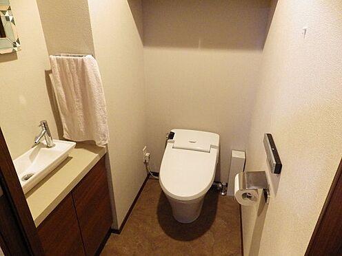 マンション(建物一部)-文京区千駄木5丁目 トイレ