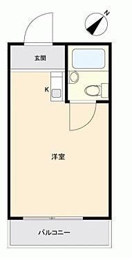 マンション(建物一部)-世田谷区三宿1丁目 間取り