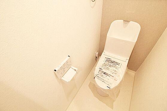 中古マンション-中野区中央1丁目 トイレ