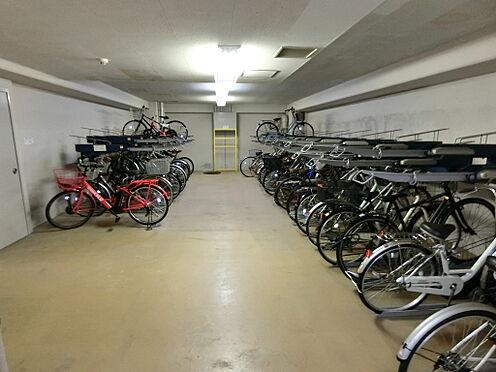 中古マンション-練馬区練馬1丁目 地下駐輪場 余裕のある広さがあります