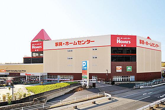 アパート-昭島市緑町3丁目 OK(オーケー) 昭島店(809m)