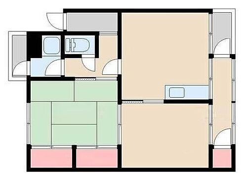 区分マンション-神戸市長田区五位ノ池町2丁目 リフォーム済みのキレイな室内