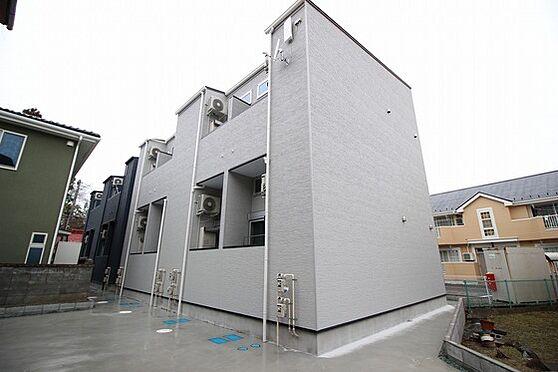 アパート-仙台市青葉区福沢町 外観