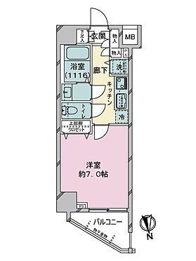 中古マンション-板橋区高島平9丁目 間取り