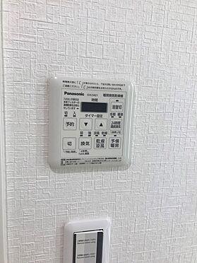 中古マンション-さいたま市桜区西堀5丁目 雨の日も安心な浴室乾燥機付きです