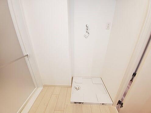 区分マンション-多摩市愛宕4丁目 室内洗濯機置き場