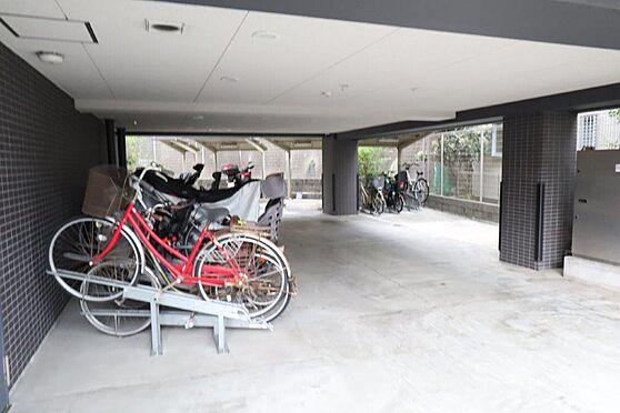 中古マンション-横浜市神奈川区平川町 駐輪場