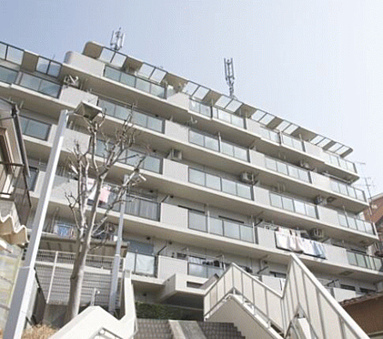 マンション(建物一部)-横須賀市富士見町3丁目 外観