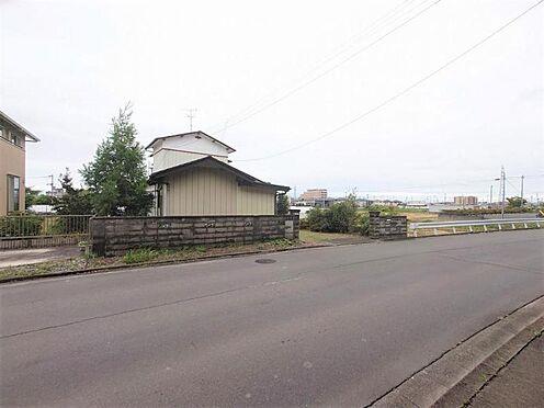 土地-仙台市太白区富田字八幡東 外観