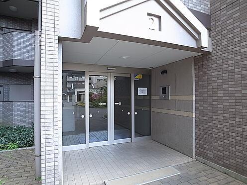中古マンション-西東京市田無町6丁目 2号棟入り口ダブルオートロック