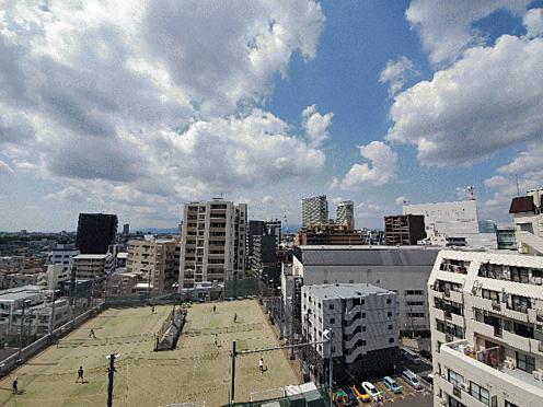 中古マンション-相模原市南区相模大野7丁目 バルコニーからの眺望を撮影しました
