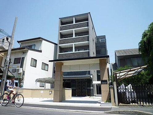 マンション(建物一部)-京都市上京区芝薬師町 外観