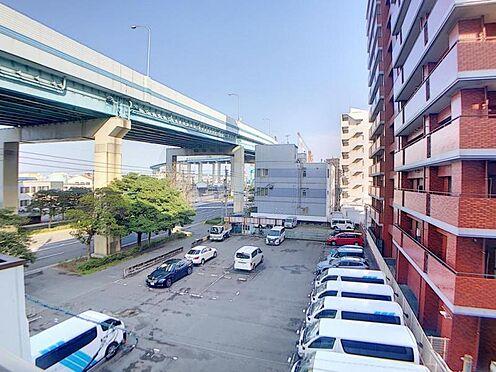 区分マンション-福岡市中央区港3丁目 バルコニーからの眺望です。