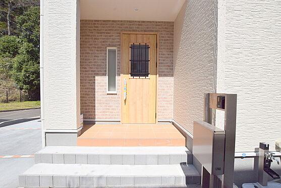 新築一戸建て-仙台市泉区加茂2丁目 玄関