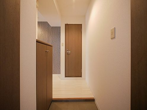 マンション(建物一部)-札幌市北区北十三条西3丁目 玄関