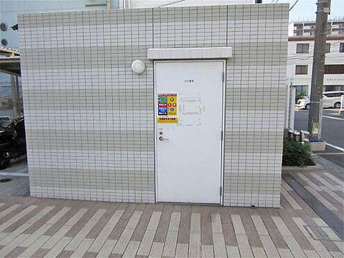 マンション(建物一部)-大田区千鳥2丁目 ゴミ置き場
