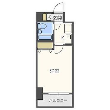 マンション(建物一部)-大阪市東成区中道1丁目 室内洗濯機置場有り