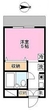 マンション(建物一部)-川崎市多摩区宿河原7丁目 間取り