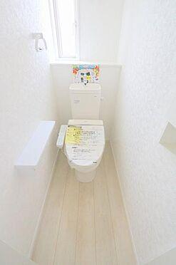 戸建賃貸-栗原市築館伊豆2丁目 トイレ