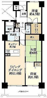 マンション(建物一部)-神戸市垂水区青山台7丁目 押入やウォークインクローゼットなど収納が充実