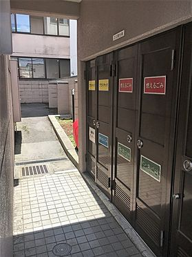 マンション(建物一部)-札幌市白石区南郷通1丁目北 駐輪場