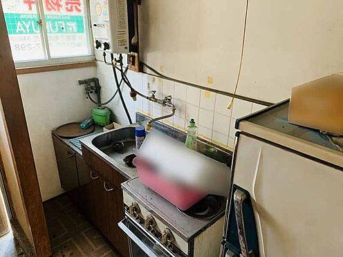 中古テラスハウス-京都市伏見区横大路下三栖山殿 キッチン
