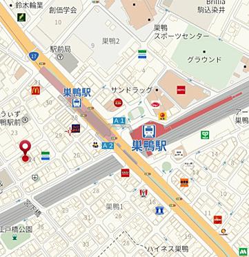 マンション(建物一部)-豊島区巣鴨3丁目 その他